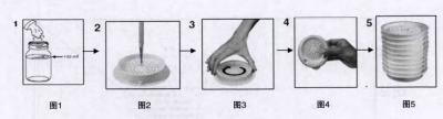 水中菌落总数快速检测方法-酶底物